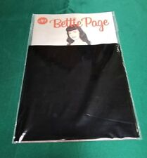 ✨$✨ BETTIE PAGE 1 BLACK BAG SEXY RISQUE PHOTO PHOTOGRAPH VARIANT COMIC BOOK ✨$✨