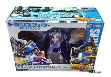 ▲Takara Tomy Transformers LA14 Battle Command Optimus Prime & Bumblebee