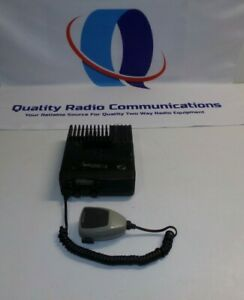 Kenwood TK-730(G) VHF Two Way Radio with Microphone