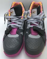 Nike Air Trainer III PRM QS- Mens- Size 13-Bo Knows Horse Racing- [682933-001]