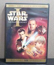 Star Wars: Episode I - The Phantom Menace    (DVD)    LIKE NEW