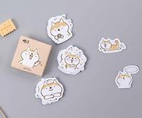 Stickers Decor DIY Ablum Diary Scrapbooking Label Stickers Kawaii Stationery P0C