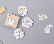 45x Stickers Decor DIY Ablum Diary Scrapbook Label Sticker Kawaii Stationery QWH