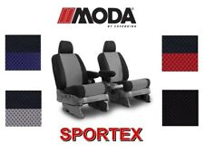 FORD F350 COVERKING CUSTOM FIT SEAT COVERS MODA SPACER MESH FRONTS