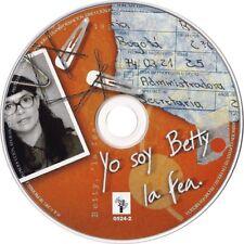 YO SOY BETTY LA FEA, SERIE-COLOMBIANA, 32 DVD, 169 CAPITULOS, 1999