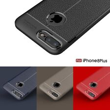 iPhone 7/8 PlusCase - Slim Shockproof Bumper(Gray/Navy Blue/Black)FREE SHIPPING