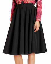 "TED BAKER ""ROSIAH"" BLACK BALLET FULL WEDDING OCCASION SKIRT UK10 BNWT RRP £149"