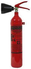 NEU Orginalverpackt Kohlendioxid 2 kg CO2 Feuerlöscher DIN EN 3/ GS + Wandhalter