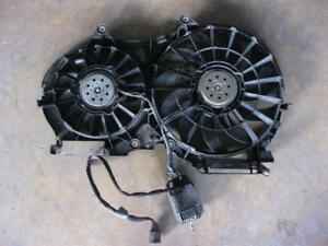 VALEO Elektrolüfter Steuergerät Audi A6 4B 4B0121205C  8E0959501D Lüfter 3.0 V6