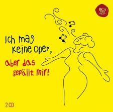 ICH MAG KEINE OPER,ABER DAS GEFÄLLT MIR! 2 CD NEU