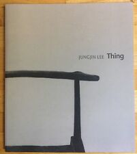 SIGNED Jungjin Lee THING Early Catalogue 2005
