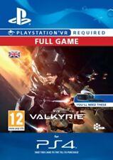 Eve: Valkyrie GIOCO COMPLETO ps4 DLC-spedizione lo stesso giorno