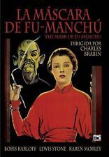THE MASK OF FU MANCHU (1932) **Dvd R2** Boris Karloff, Lewis Stone