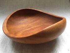 Teak bowl from Finn Juhl for Kaj Bojesen Denmark