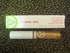 MARY KAY @ AT PLAY BOLD FLUID EYELINER~~GOLD METAL~~BRAND NEW~~FREE SHIPPING