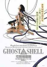 Ghost IN THE SHELL Poster 01 A4 10x8 photo print