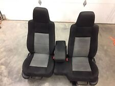 2005 FORD RANGER SEATS CAPTAINS CHAIRS CENTER CONSOLE STORAGE