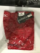 Medium Red Mizuno Girl Youth Small Softball Pants