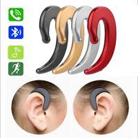 Lot Ear Wireless Bluetooth Bone Conduction Headphones Stereo Earphones Headset