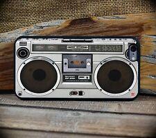 Vintage Sharp Ghetto Blaster Boom Box  iPhone 6 6S+ custom case
