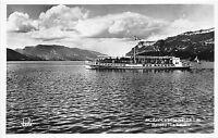 Br40448 Aix les bains le lac bateau le savoie