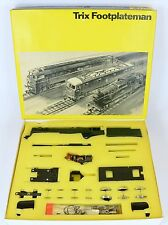 TRIX 2111 BRITANNIA RARE BOXED FOOTPLATEMAN KIT SEE PHOTOS LOVELY CONDITION