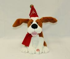 "Kids Of America ""Santa Claus Is Coming To Town"" Animated Christmas Dog"