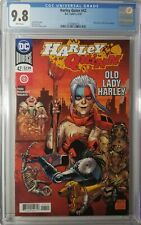 Harley Quinn #42 CGC 9.8 NM/MT 1st Appearance of Old Lady Harley