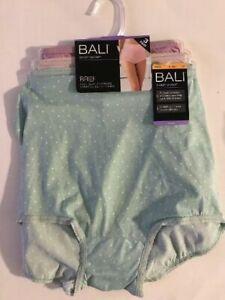 Bali Women's Panties $10 OFF Skimp Skamp Briefs Size 6 Retail $26.00