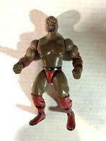 WWE WWF Superstars Ahmed Johnson Figure Jakks 1996
