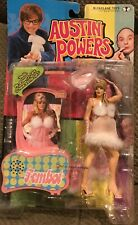 McFarlane Toys Austin Powers Fembot Britney Spears 1999 Series 2 With Voice Chip