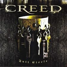 CREED Full Circle CD    SirH70