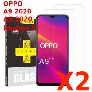 Hartglas Schutzglas Bildschirmschutz Für Oppo A9 2020/A5 2020 / Realme 5
