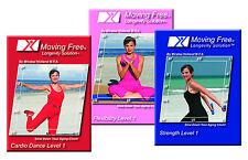 Easy Exercise DVD 3 pack for Seniors, Boomers, & Beginners Mirabai Holland