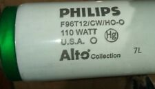 """New listing Philips 110 Watt 96"""" T12 Linear Fluorescent 4100K 59 Cri Recessed Double Contact"""