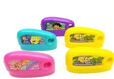 Fisher Price Smart Cycle Game Cartridge Lot 5 Dora SpongeBob Barbie Fairytopia