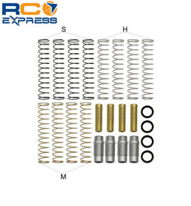 Hot Racing Axial SCX24 Conversion Threaded Tele Shock Kit XTF485TK04