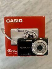 Casio EXILIM ZOOM EX-ZS10 14.1MP Digital Camera - Black