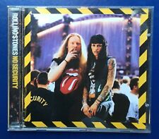 CD ROLLING STONES NO SECURITY 72438467402 1 EUROPE 1998