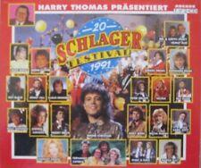HARRY THOMAS PRASENTIERT 20 SCHLAGER FESTIVAL 1991 - 2 CD