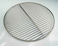 Edelstahl Kohlerost 43,2 cm für Ø 57 Weber ! nur 10 mm Stababstand ! Grillrost