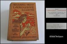 1932 VINTAGE ENCYCLOPEDIA BOOK LAROUSSE FRANCE