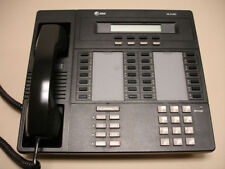 5 Refurbished Merlin Legend MLX-28D Black Phones (Avaya Lucent MLX 28D)
