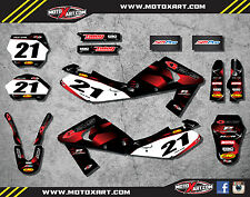 Husqvarna CR 125 /  2000 - 2005 Barbed  Style Graphics Kit / stickers/decals