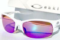 NEW* Oakley Commit SQ White w PRIZM GOLF Rose Women's Sunglass 9086-0262
