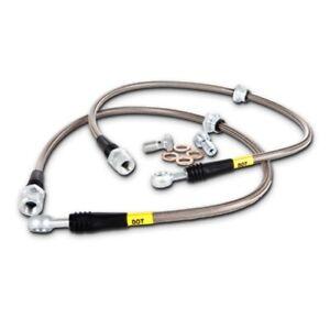 StopTech 950.51501 Stainless Steel Brake Line Kit For 10-16 Hyundai Genesis NEW