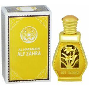 Alf Zahra 1000 Flowers 15ml by Al Haramain - Arabian Floral Perfume Oil/Attar