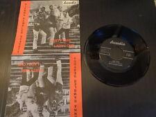 """""""Party Girl/Lady love"""" 45 giri dei Vienna Rambler Sextett -Autografato"""