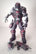 neca LOCUST DRONE players select GEARS OF WAR 2 series 4 HIVE BOX SET 7in. #4119