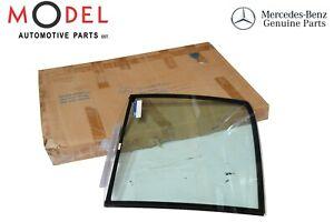 Mercedes-Benz Genuine W140 1992-98 300SD Rear Right Side Window Glass 1407300818